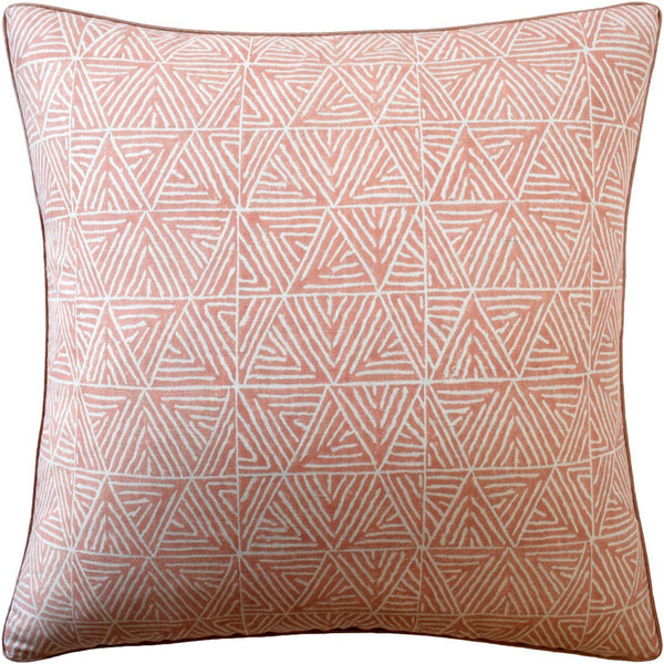 Mombasa Cinnamon Pillow by Ryan Studio | Fig Linens and Home Decorative Pillow