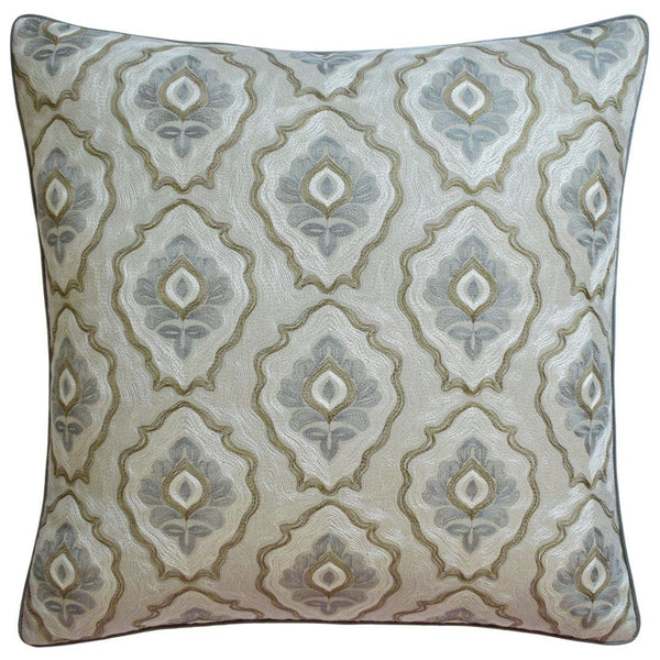Ancoats Sandstone Decorative Pillow by Ryan Studio | Fabricut at Fig Linens