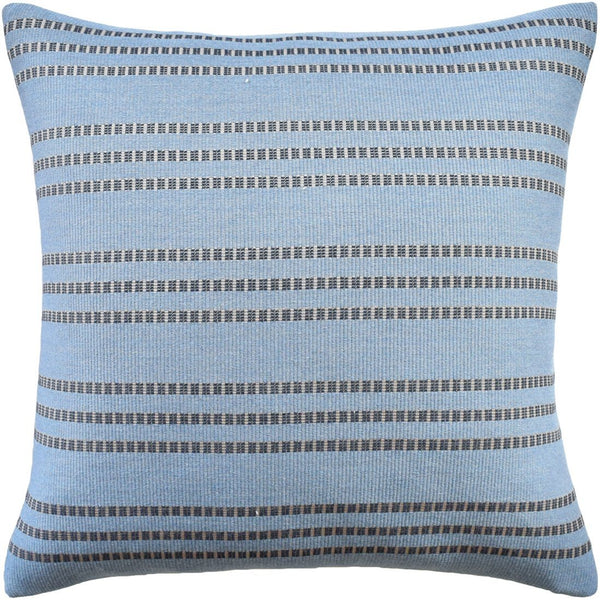 Ryan Studio Fringe Delft Pillow - Fig Linens and Home 133-4479