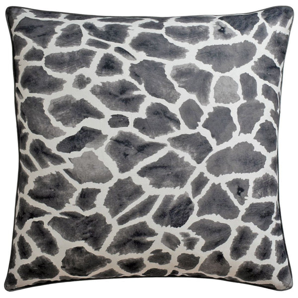 Makena Grey Decorative Pillow | Ryan Studio at Fig Linens and Home