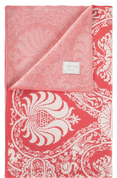 Romano Cashmere Throw Blanket - Saved New York at Fig Linens