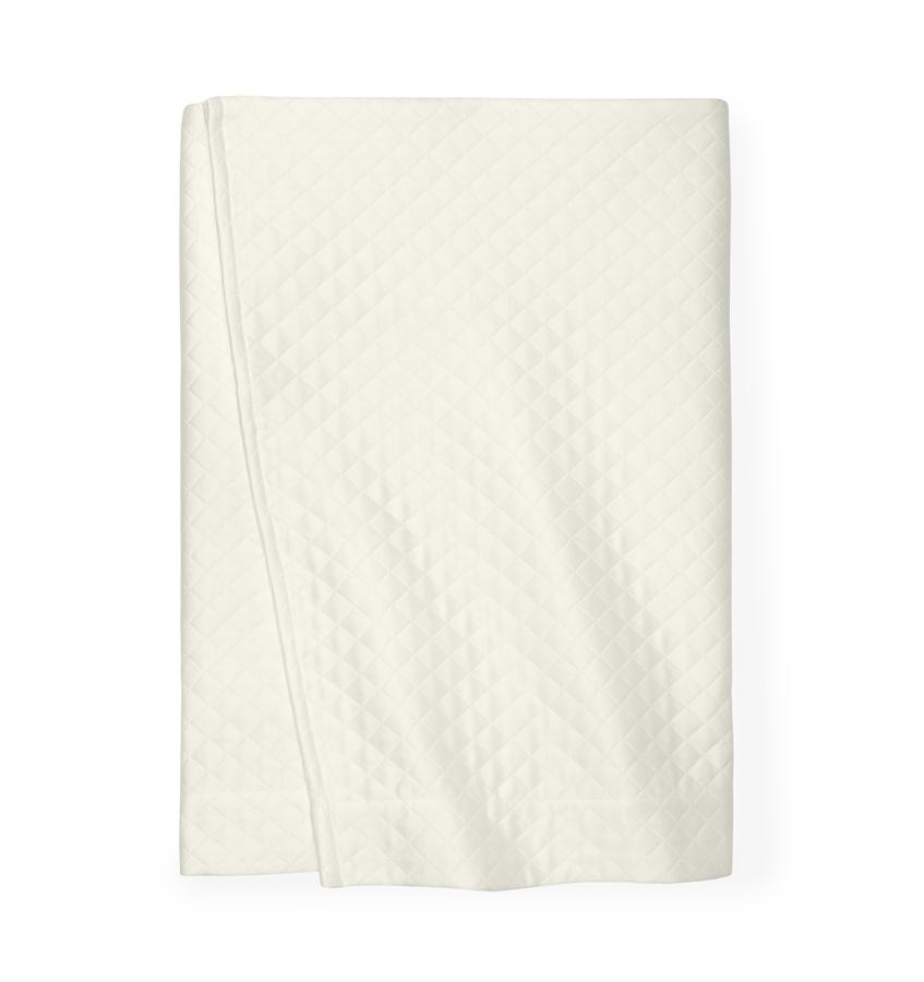 Bari Ivory Bed Skirt by Sferra