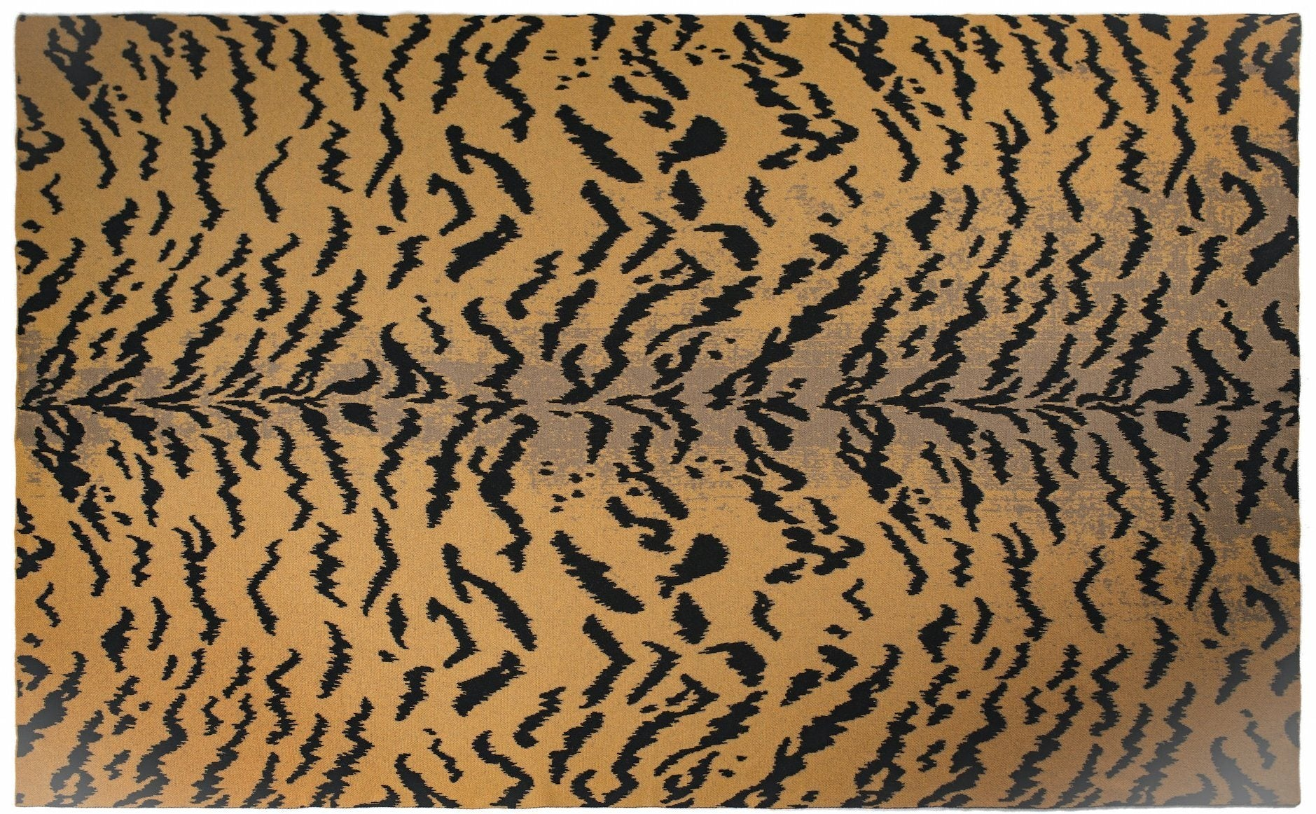 Calabria Tiger Throw - Saved New York at Fig Linens