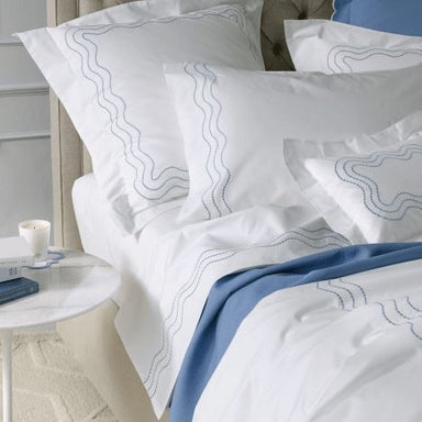Matouk Serena Bedding - available at fig linens and home