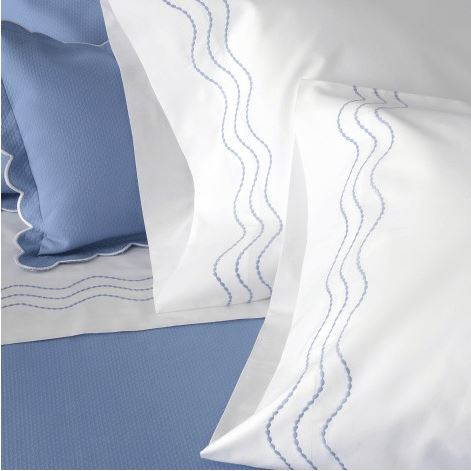 Matouk - Serena Linens - available at fig linens and home