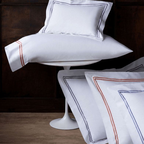 Grande Hotel Flat Sheets and Cases by Sferra