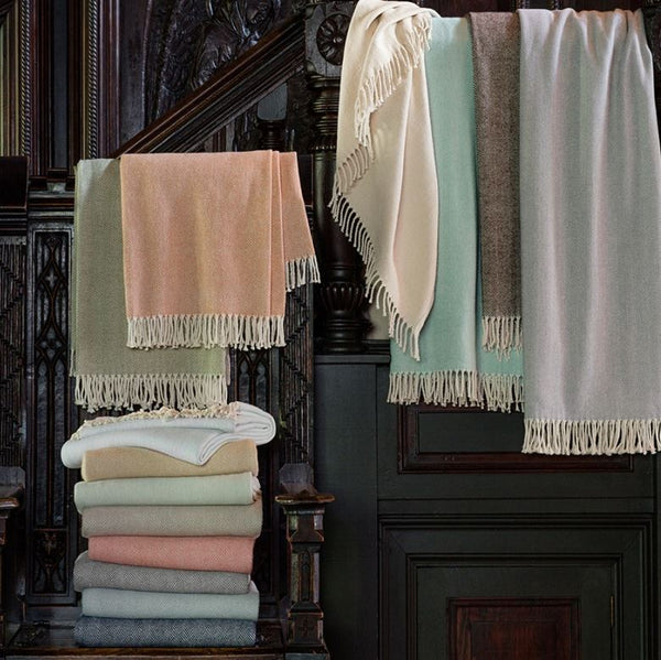 Celine Throw by Sferra - Fig Linens and Home
