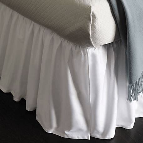 Giotto Bed Skirt by Sferra | Fig Linens and Home