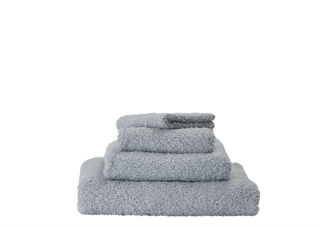 Super Pile Perle Towels by Abyss and Habidecor