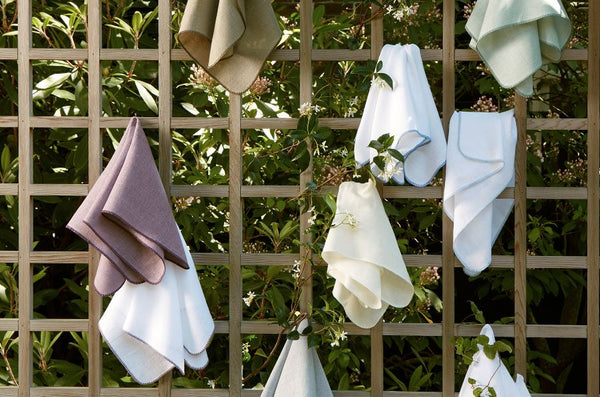 Calypso Napkins by Matouk - Fig Linens and Home