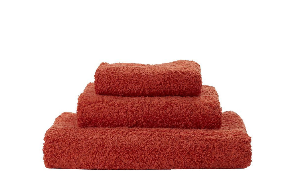 Set of Abyss Super Pile Towels in Spicy 603
