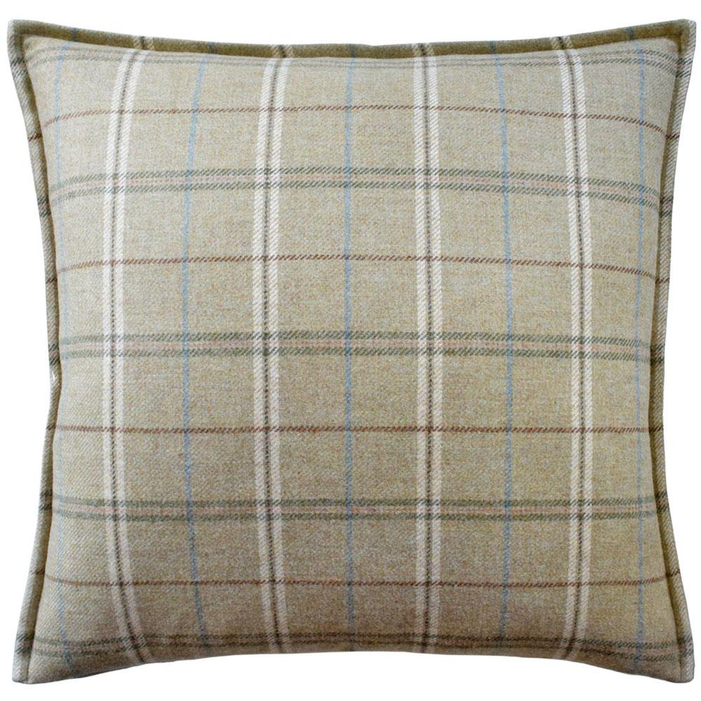 Crosby Sage Decorative Throw Pillow | Fig Linens