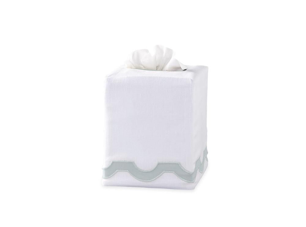 Mirasol Pool Tissue Cover | Matouk at Fig Linens