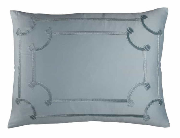 Lili Alessandra Vendome Sea Foam Standard Pillow