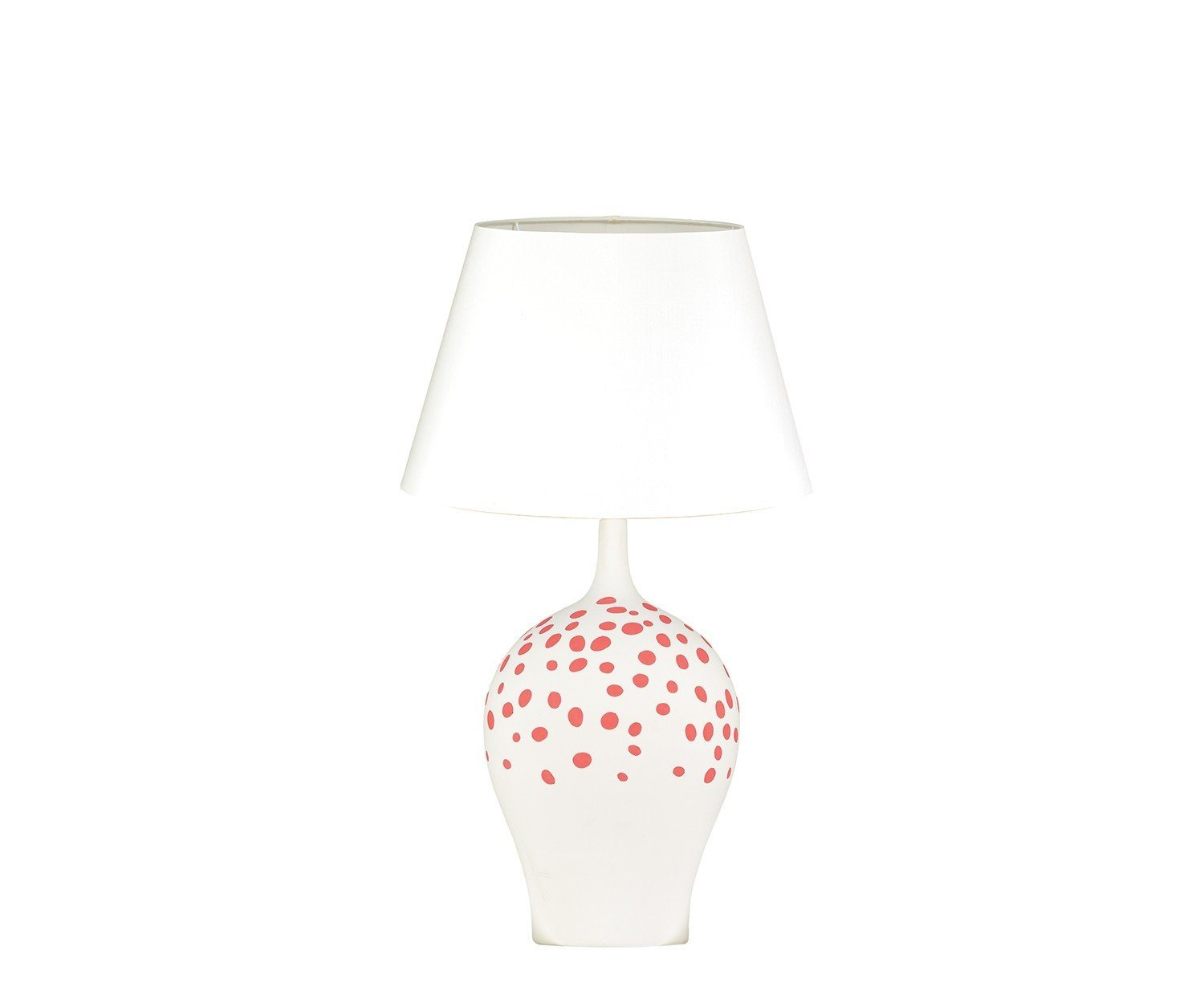 William Yeoward Angelica Rouge Table Lamp