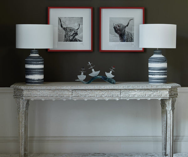 William Yeoward Annuziata Table Lamp at Fig Linens - Lifestyle Shot
