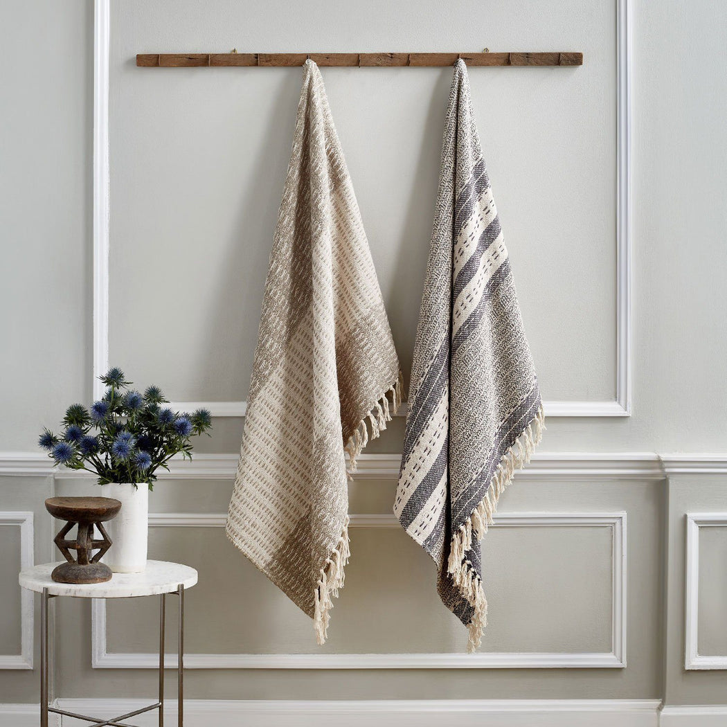 Woven Throws by John Robshaw - Fig Linens