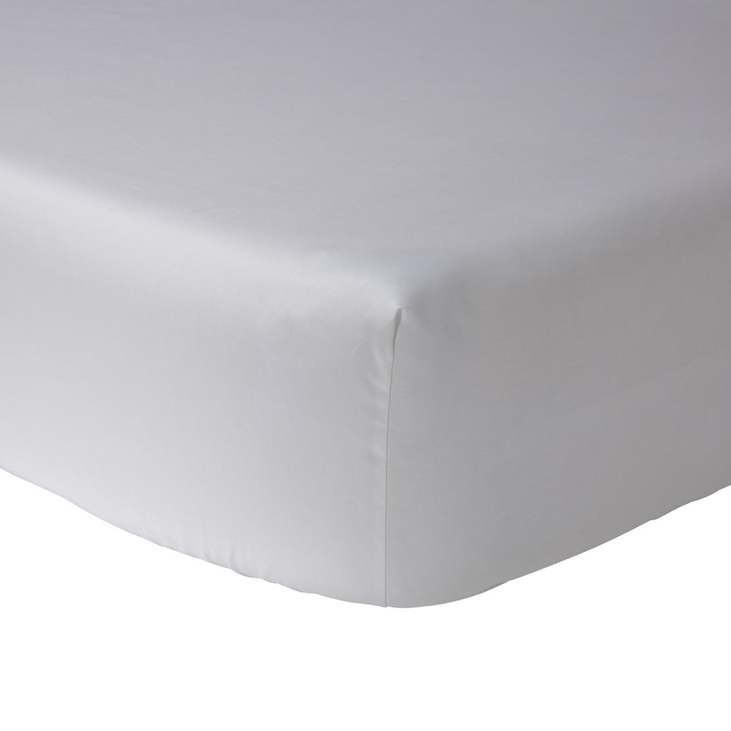 Swan by Yves Delorme Fitted Sheet