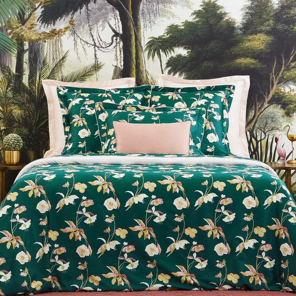 Yves Delorme Miami Bedding at Fig Linens - Duvet, Shams, Sheets, Quilt