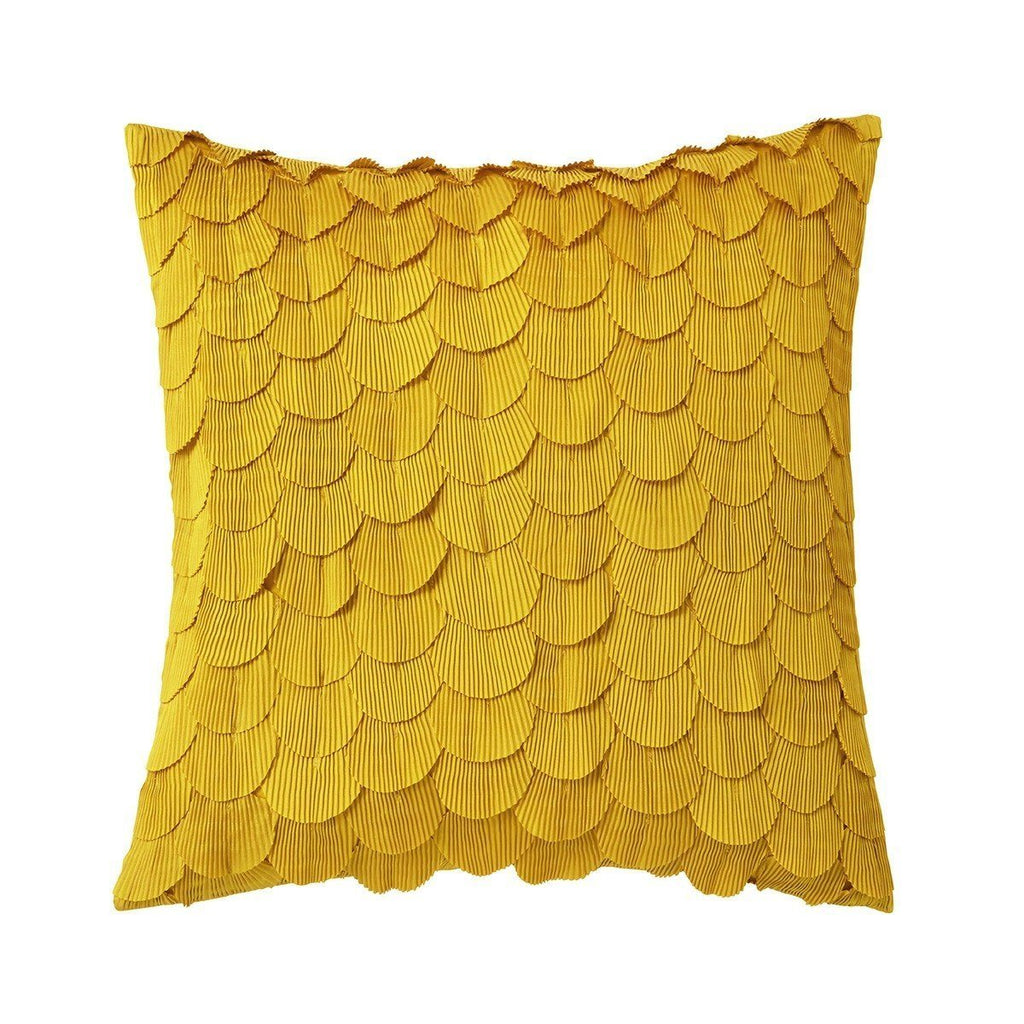 Yves Delorme Ginkgo Decorative Pillow at Fig Linens