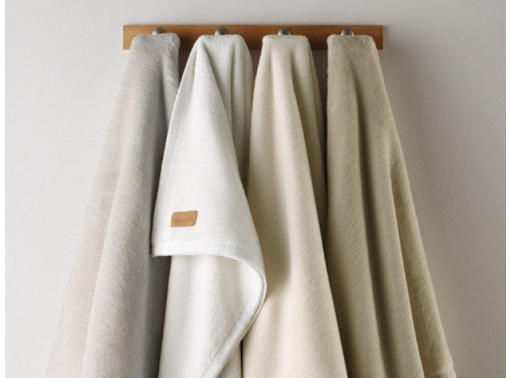 Cotton All Seasons Blankets by Peacock Alley - Fig Fine Linens and Home