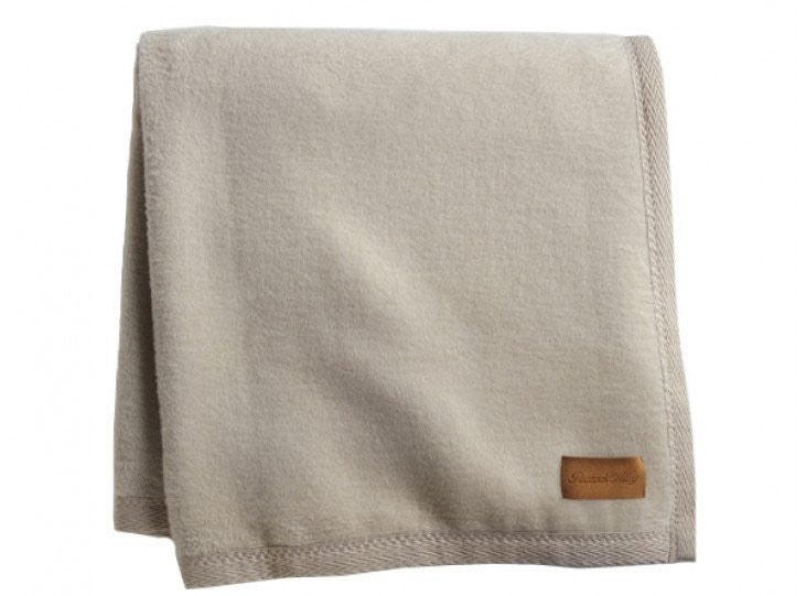 All Seasons Blanket by Peacock Alley -natural- Fig Fine Linens and Home