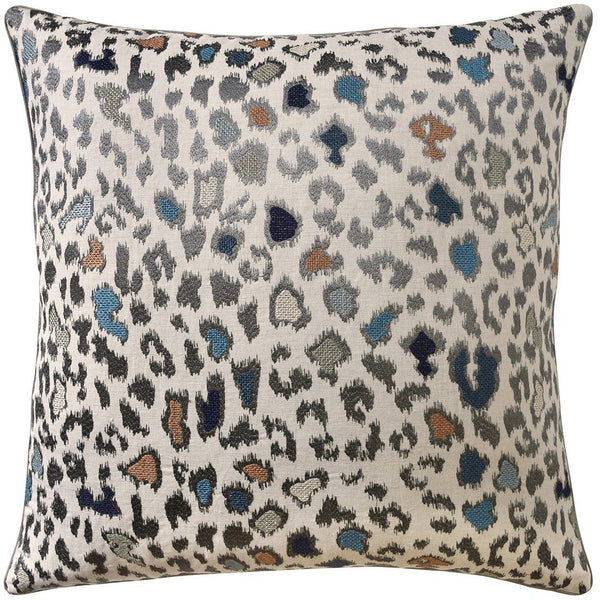 Animal Magic Teal Pillow - 22x22 - Ryan Studio at Fig Linens