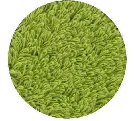 Fig Linens - Abyss and Habidecor Super Pile Robe - Apple Green