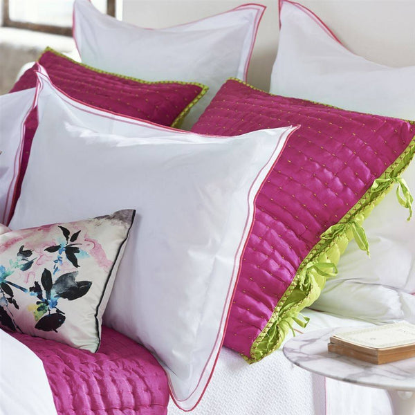 Astor Pink and Peony Bedding by Designers Guild