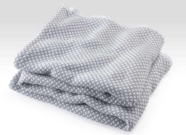 Birdseye Cotton Blanket by Brahms Mount