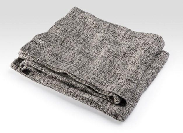 Granite Sebasco Cotton Blanket by Brahms Mount | Fig Linens and Home