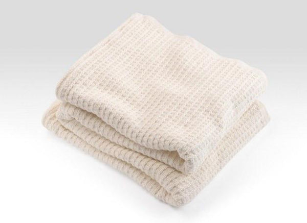 Cotton Rib Blanket by Brahms Mount