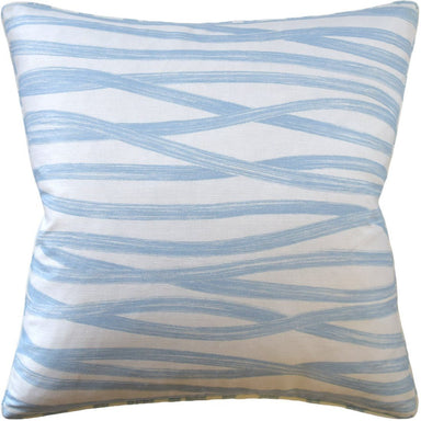 Brushstrokes Sky Pillow - Ryan Studio at Fig Linens