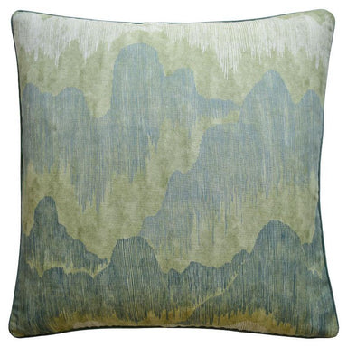 Cascadia Jadestone Decorative Pillow | Ryan Studio Cushions at Fig Linens