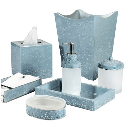 Caviar Winter Sky Collection | Mike + Ally Bath Accessories
