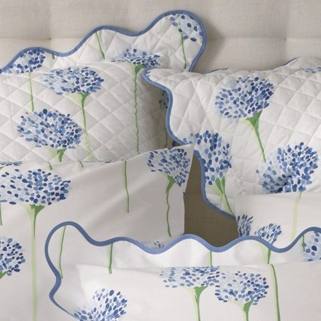 Charlotte Azure by LULU dk for Matouk - Fig Linens and Home