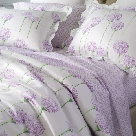 Charlotte Lavender by LULU dk for Matouk - Fig Linens and Home