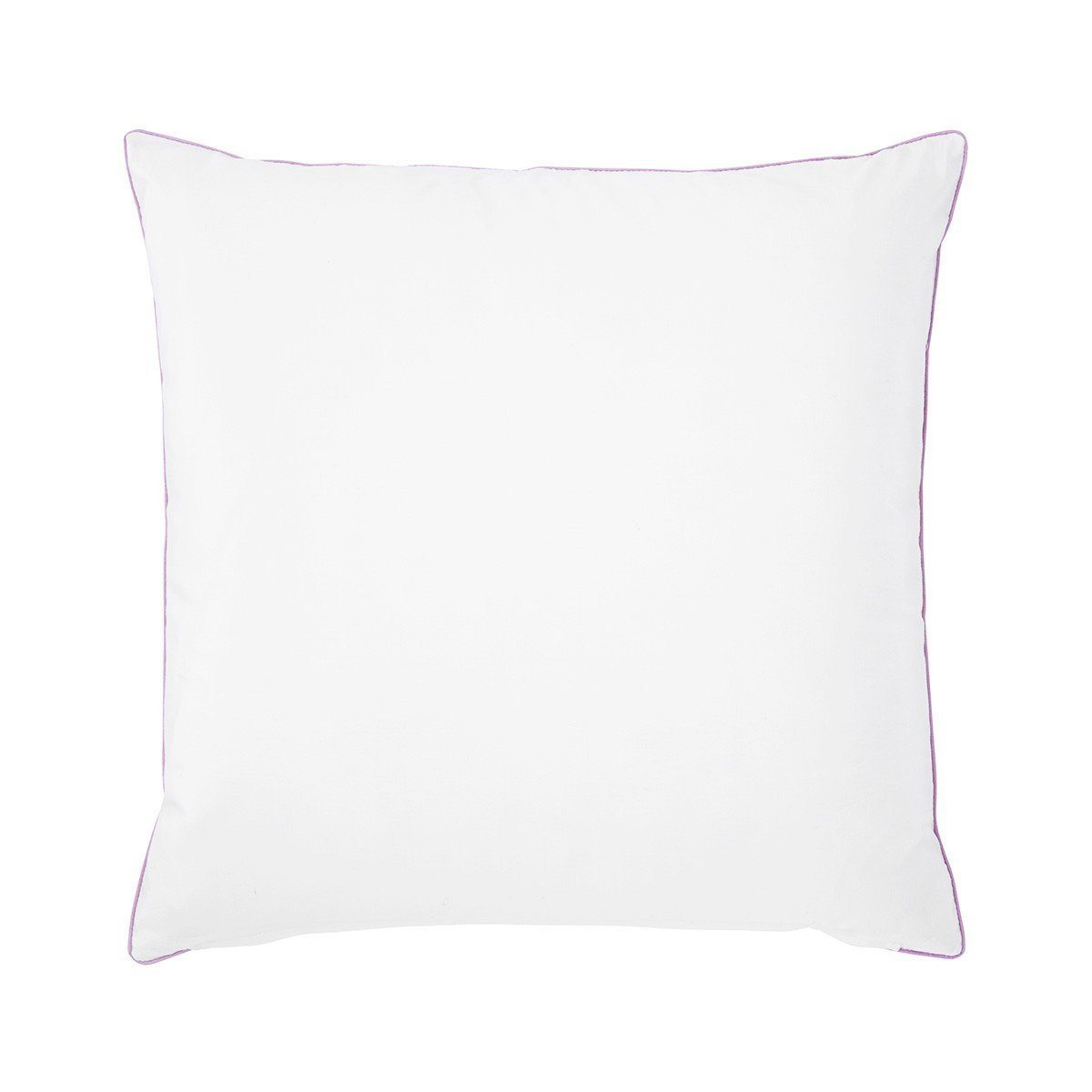 Clematis Decorative Pillow by Yves Delorme - Reverse - Fig Linens and Home