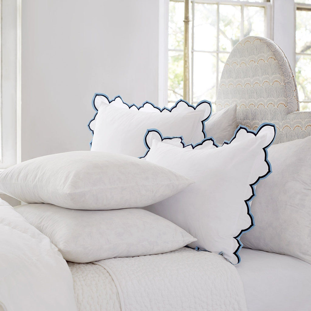 Down Pillow. Bedding by John Robshaw | Fig Linens
