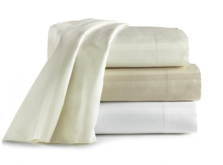 Duet 2 White and Ivory Duvets by Peacock Alley