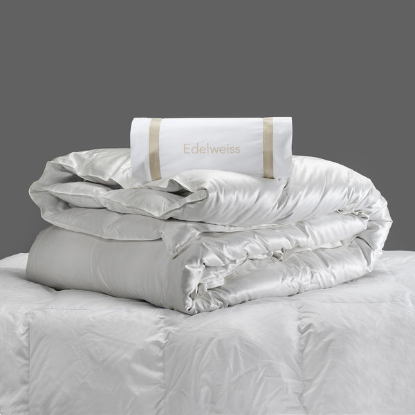 Edelweiss Down Comforter by Matouk