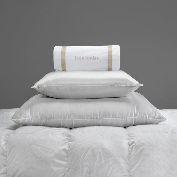 Edelweiss Down Pillow by Matouk