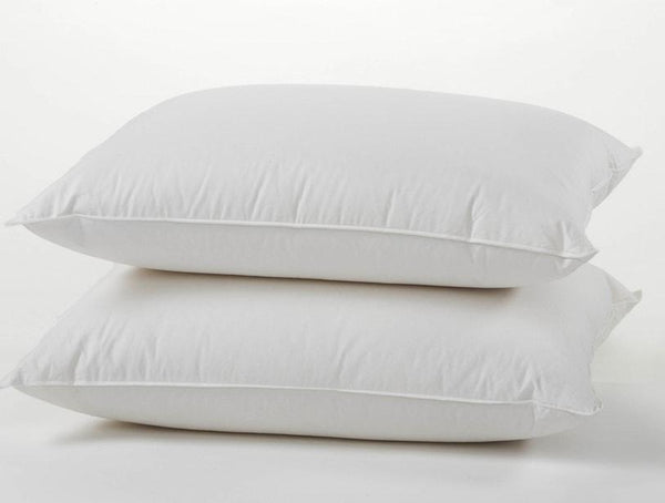Coyuchi Organic Feather/Down Pillow Inserts | Fig Linens