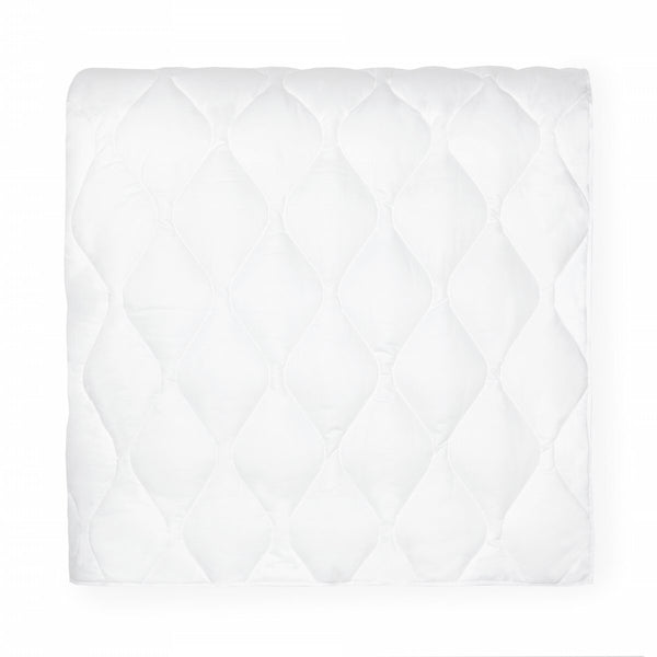 Arcadia Waterproof Mattress Pad by Sferra | Fig Linens and Home