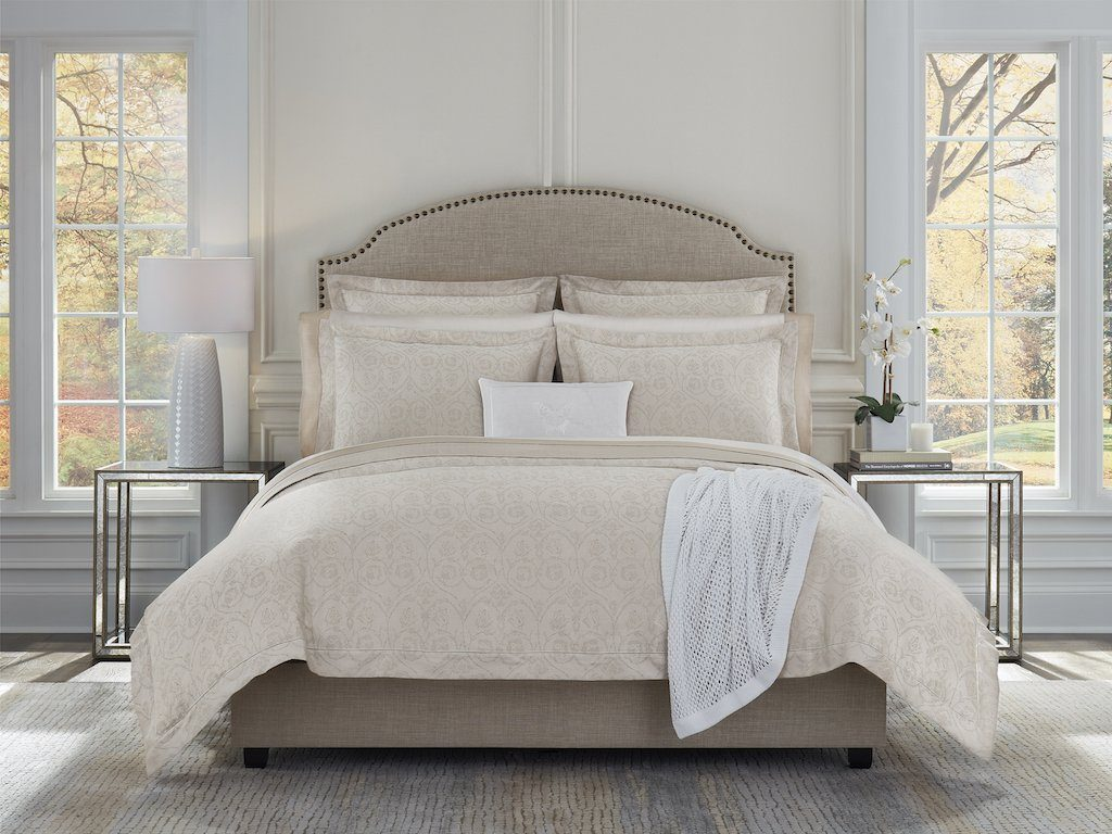 Amiata Rose Duvets & Shams by Sferra