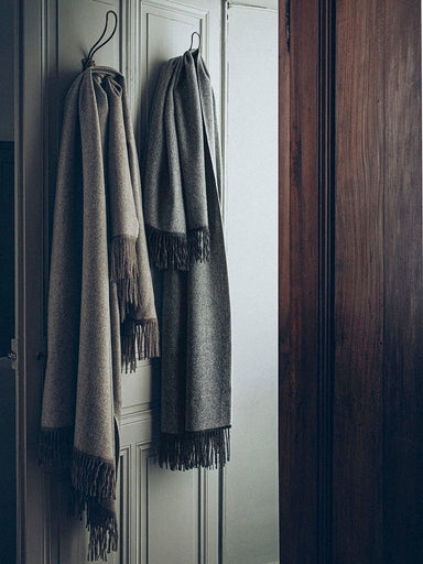 Nomade Baby Alpaca Throws by Alexandre Turpault | Fig Linens