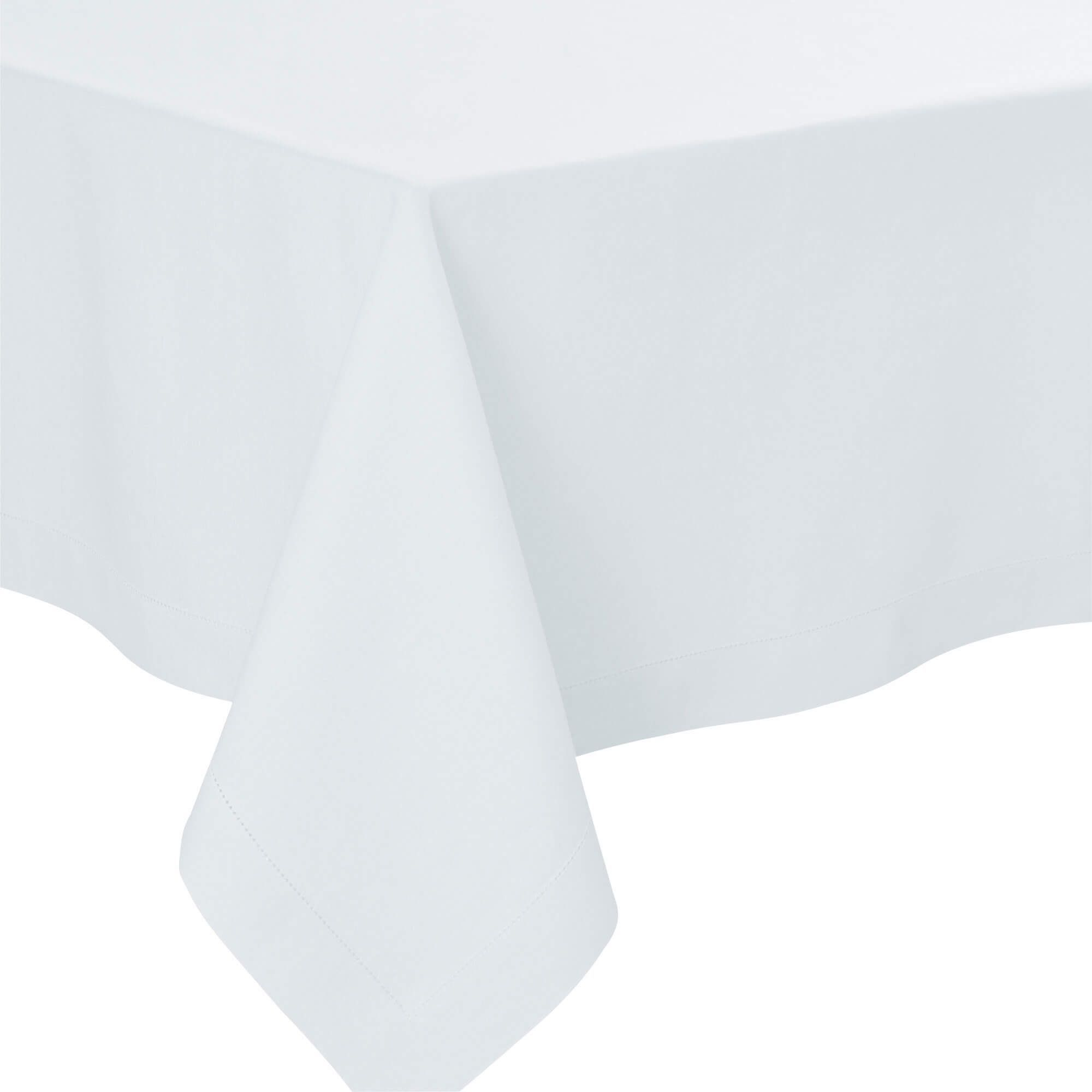 Florence White Table Linens by Alexandre Turpault