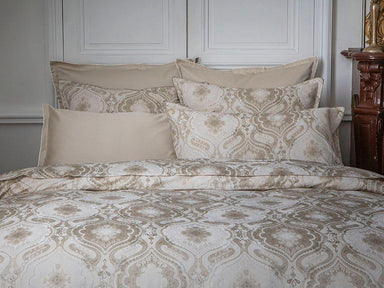 Namaste Sand Bedding by Alexandre Turpault | Fig Linens and Home