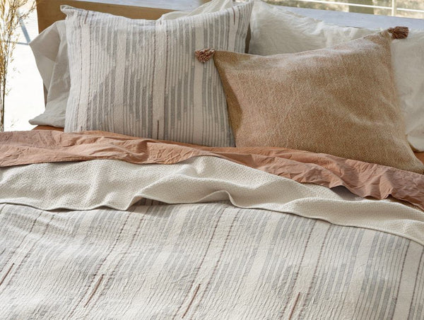 Morelia Harvest Organic Duvet Cover and Shams by Coyuchi | Fig Linens