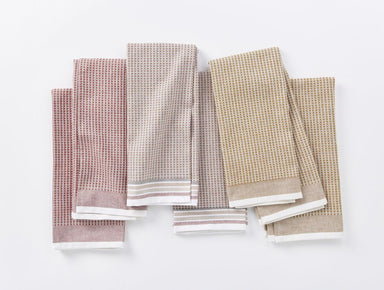 Prairie Organic Waffle Kitchen Towels by Coyuchi | Fig Linens